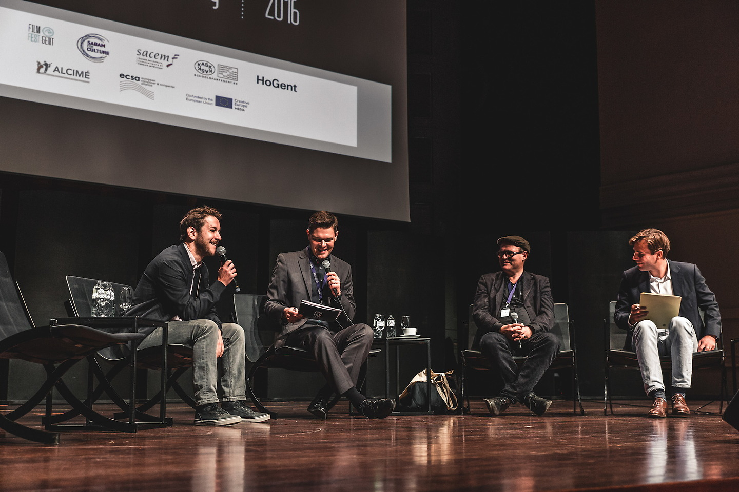 Film Fest Gent - WSA Industry Day