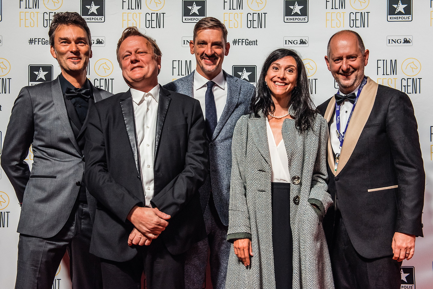 Film Fest Gent - King of the Belgians