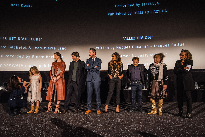 Film Fest Gent - Le Ciel Flamand Q&A en uitreiking Visser-Neerlandiaprijs