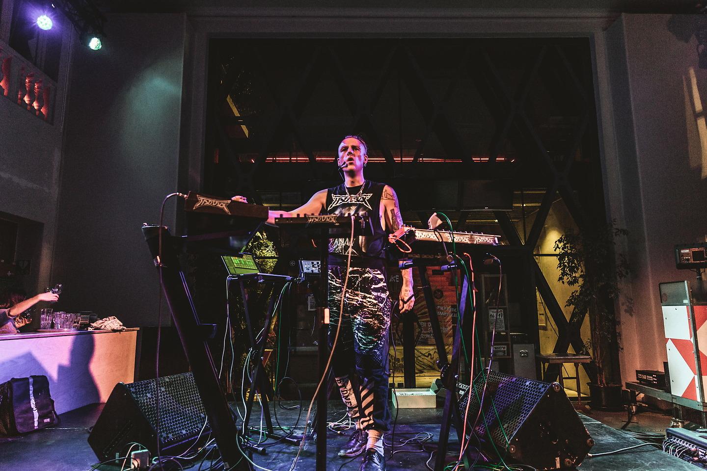 Film Fest Gent - Concert Hantrax Vooruit