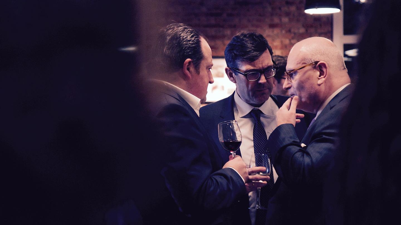 Film Fest Gent - Business Drink 25 februari