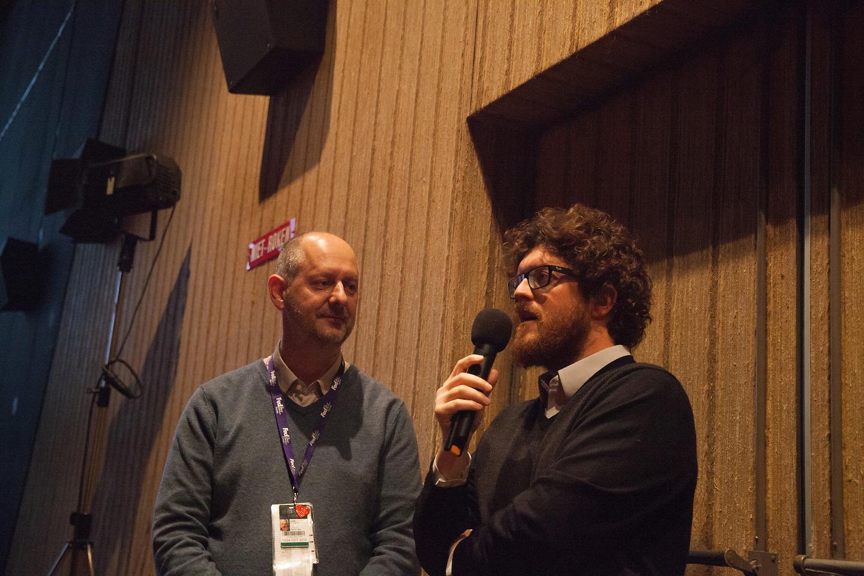 Film Fest Gent - Duccio Chiarini (15-10-2015)