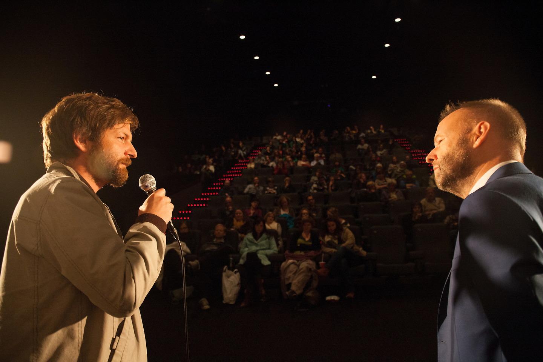 Film Fest Gent - Q&A Visar Morina - Babai