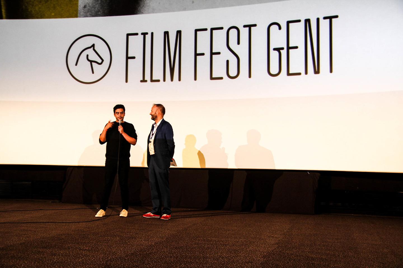 Film Fest Gent - Ixcanul (Q&A) (20-10-2015)