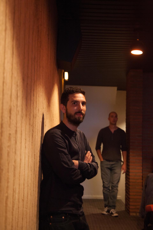 Film Fest Gent - Max Sobel @ Sphinx (14-10-2015)