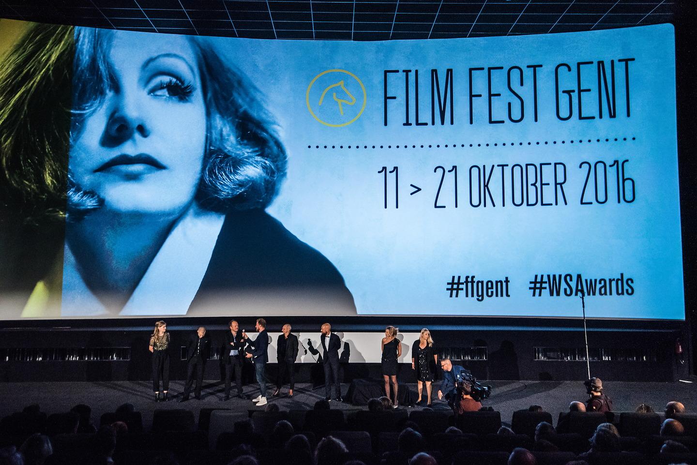 Film Fest Gent - Q&A Souvenir