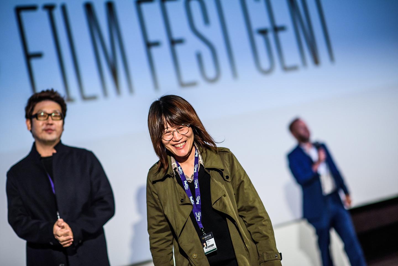 Film Fest Gent - Madonna (20-10-2015)