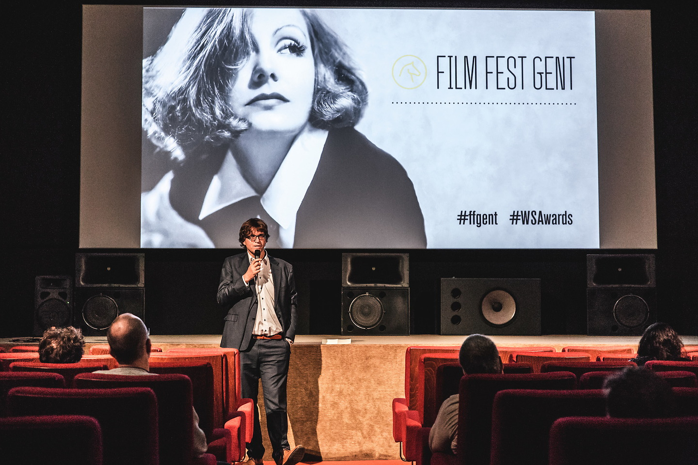 Film Fest Gent - Queen Christina