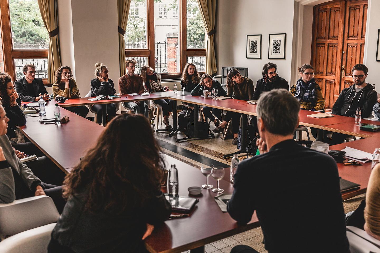 Film Fest Gent - EFA: Q&A met KASK-studenten