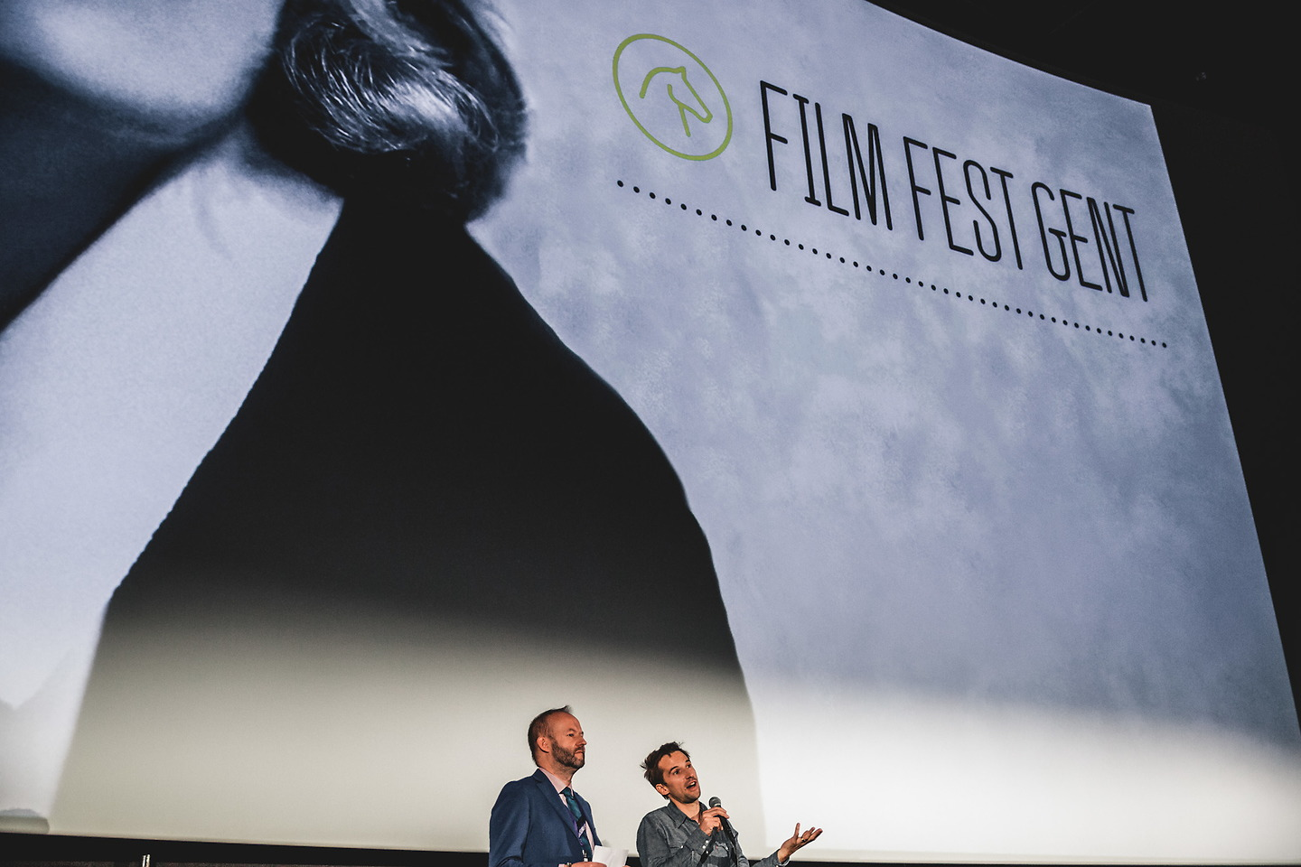 Film Fest Gent - Oasis: Supersonic Q&A