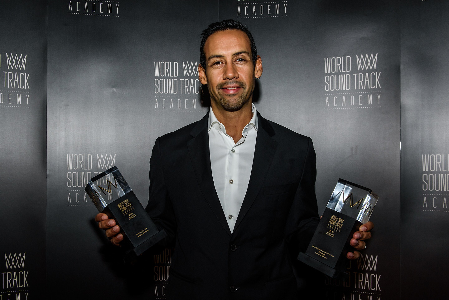 Film Fest Gent - World Soundtrack Awards - Jerroen Willems