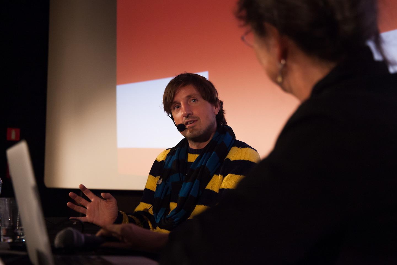 Film Fest Gent - Great British Film Music Seminar (22-10-2015)